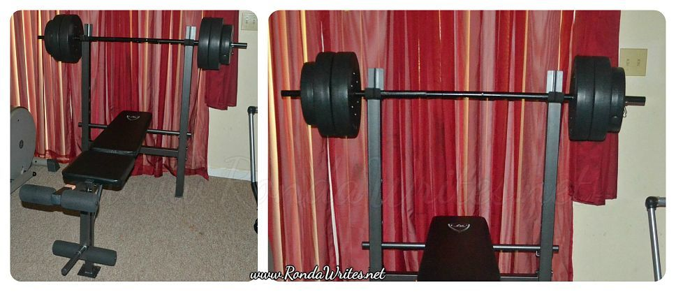 CAP Barbell Deluxe Bench with 100 Pound Weight Set Review