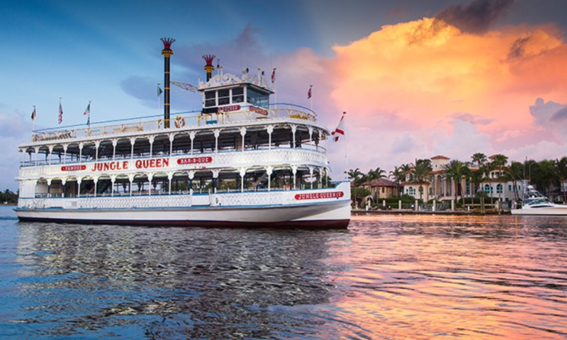 Jungle Queen Boat Florida - Fort Lauderdale