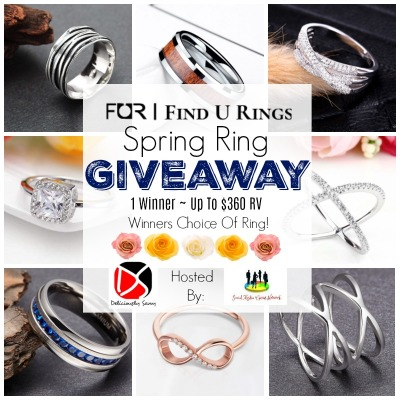 Find U Rings Spring Ring