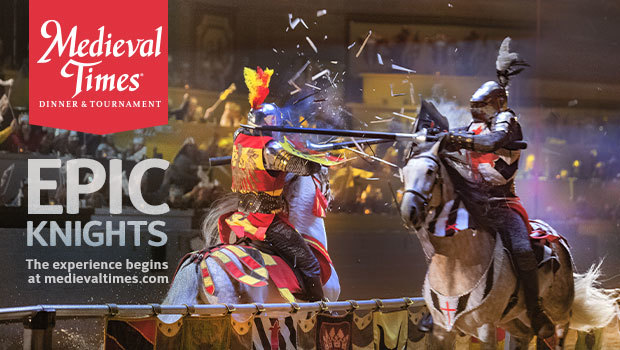 Medieval Times Dinner & Tournament - Orlando Giveaway!